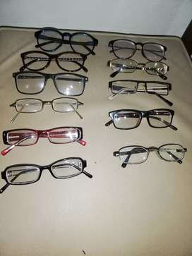 11 Pieces of Glasses