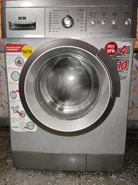 IFB 6 KG WASHING MACHINE with STAND ( VERY LESS USED)