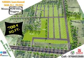 NMRDA + R.L. PLOTS in Nagpur.