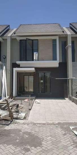 Dijual Rumah Baru Minimalis Mewah Siap Huni North West Lake Citraland