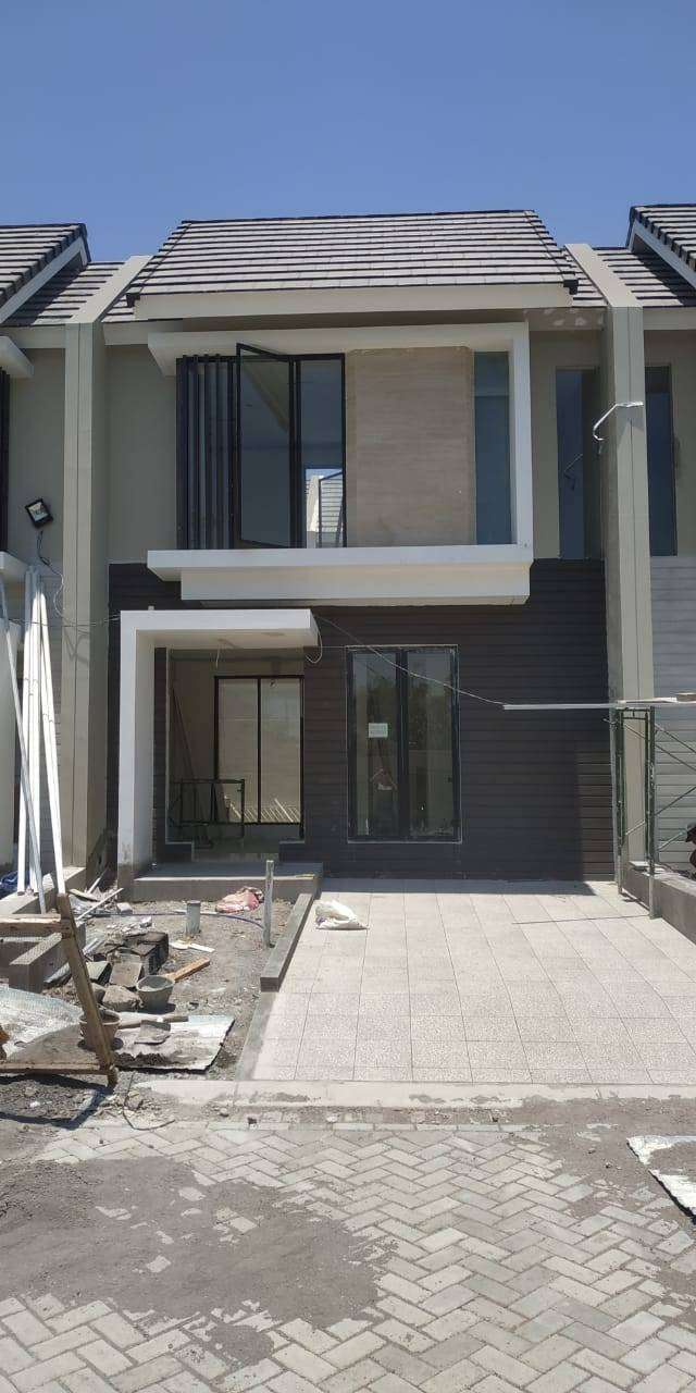 Dijual Rumah Baru Minimalis Mewah Siap Huni North West Lake Citraland 0