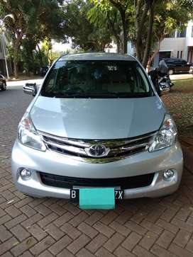 Toyota Avanza G 2013 Automatic Airbags