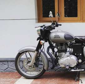 Royal enfield classic 350 gre