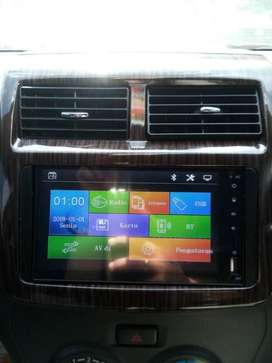 Paling dicari Head Unit Agya support mirror link android iphone