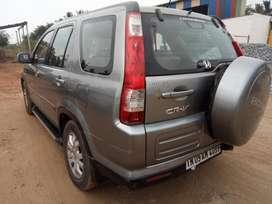 Honda CR-V 2.0 2WD, 2005, Petrol