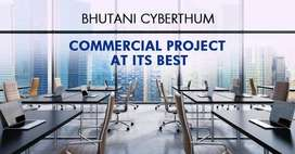 BHUTANI CYBERTHUM RETAILS IN NOIDA