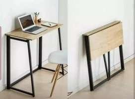 Meja belajar anak meja kantor meja laptop meja kerja meja lipat wfh