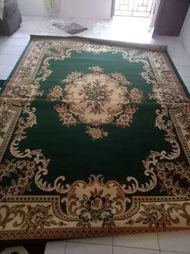 Karpet permadani 4 pc
