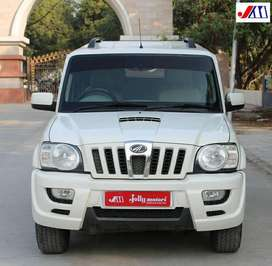 Mahindra Scorpio VLX 2WD Automatic BS-IV, 2012, Diesel