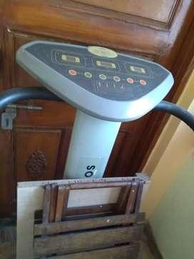 Full Body Vibration Platform exercise Machine
