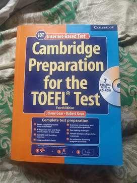 TOEFL test and iBT