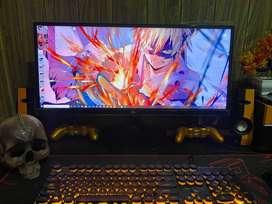 Monitor LG 25 Ultra Wide Full HD 25UM58
