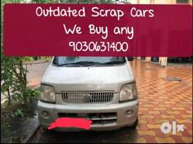 Old/Scrap/Cars/Buyers