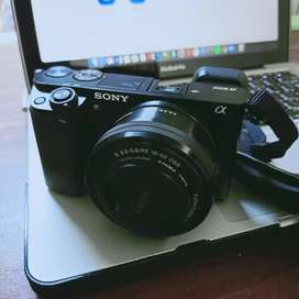 Sony A6000 Mirrorless