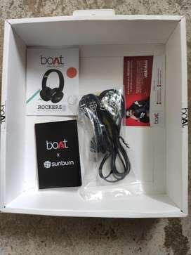 New Boat Rockerz 370 Headphone