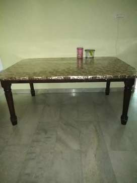 10 Seater Wooden Table