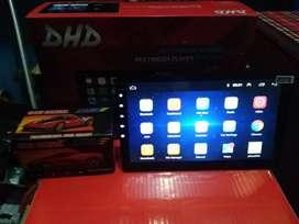 "10"" dan 9"" Doubledin android DHD plus camera dan pemasangan"