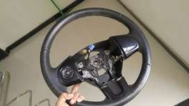 Honda N One, N WGN Custom steering wheel with Multimedia Controls