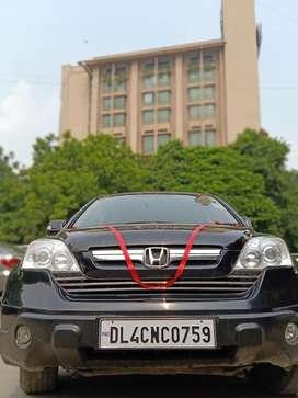 Honda CR-V 2.4 MT, 2007, Petrol