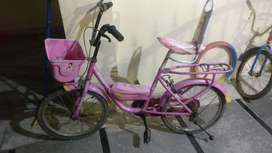 Two BSA cycles in good condition