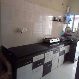 New & Beautiful 2 Bhk Semi furnished Flat near Yagnik Road