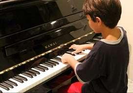 dicari guru les kursus private piano jakarta barat