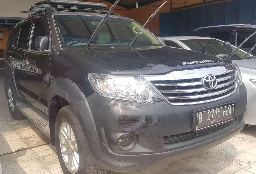 #Toyota Fortuner G VNT Metic 2012 Istimewah Siap Pakau 0