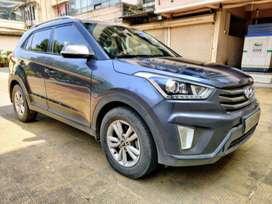 Hyundai Creta 1.6 S plus auto CRDI, 2015, Diesel