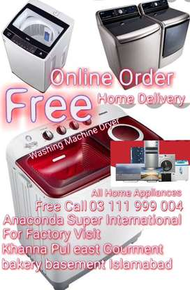 Washing machine Dryer Factory & All Home Appliances