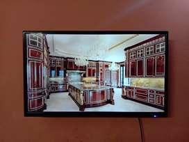 "New full hd Sony panel 32"" smart LED TV"