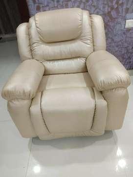 Recliner Sofa (2+1+1)