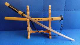 Pedang Samurai Katana The last Costum Selendang Special Edition