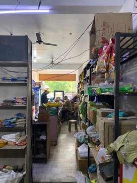 600 sq feet shop located on the main road of vikas nagar sector 8