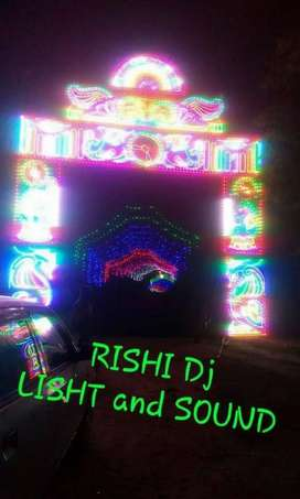 Dj Sound & Light