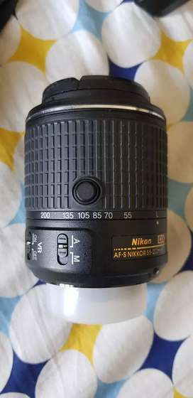 55-200 Zoom Lens with Focus