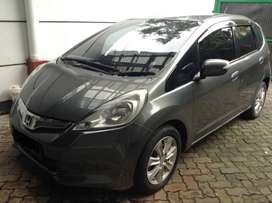 Honda Jazz 2013 Manual
