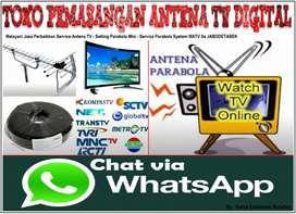 Workshop Antena : Kantor Garansi Barang Toko Antena TV PF UHF Digital