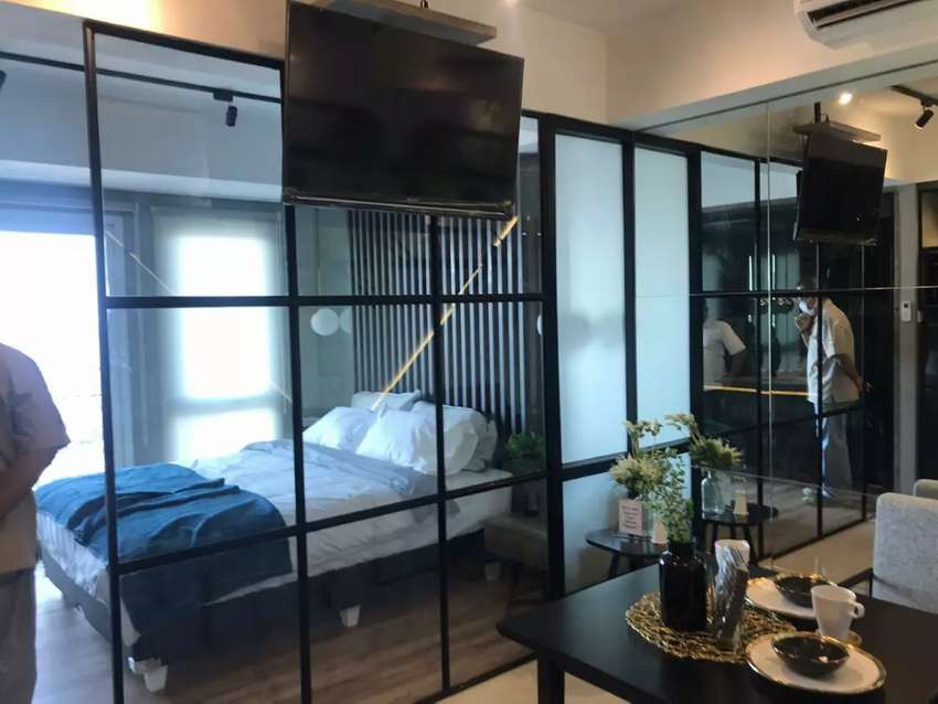 Bintaro apartemen BREEZE TOWER dkt KAMPUS STAN Type1BR DPmin5%