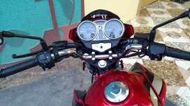 Cb150f 10 /10 condition 2.4km running