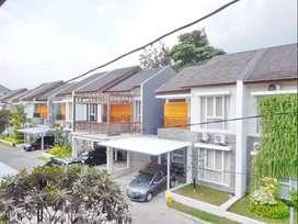 Rumah Kontruksi 2 Lantai Hook 2 Muka di Jl. Kabupaten Dekat Jombor