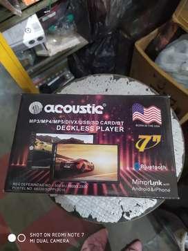 Tv mp 5 mirrorlink bluetooth acoustic