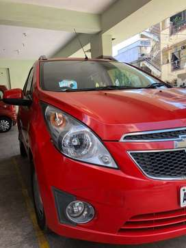 The new chevrolet red beat LT