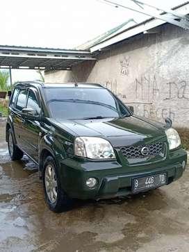 Nissan X-Trail 2004, gagah mewah murah