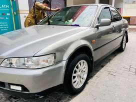 Honda accord...1998 model...import 2000