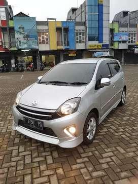 TERMURAH,F Bogor, Toyota AGYA TRD Manual th.2016/ 2017, Pajak 1 2021