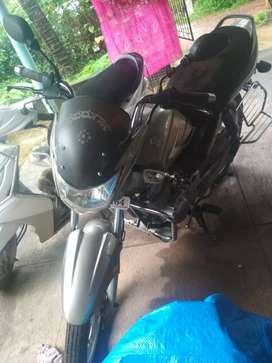 Suzuki 125 bike
