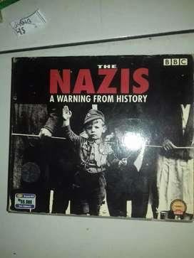 vcd sejarah dari BBC nazi a warning from history
