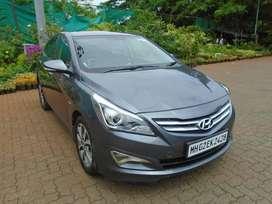 Hyundai Verna 1.6 SX VTVT Automatic, 2016, Petrol