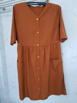 Prelove dress wanita