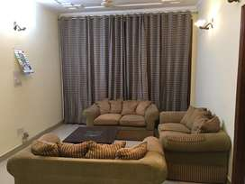 2 seater x 3 sofa set with center Table